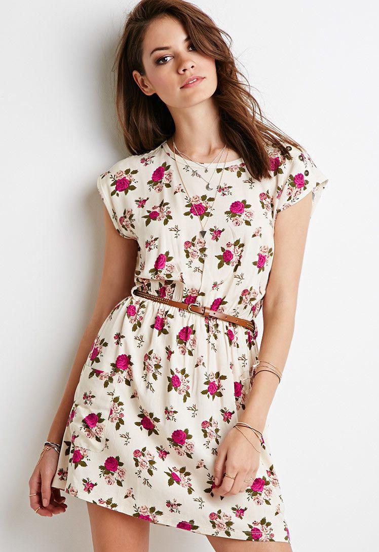 10a467036c412 16 fotos increíbles de vestidos floreados - Miss Coqueta
