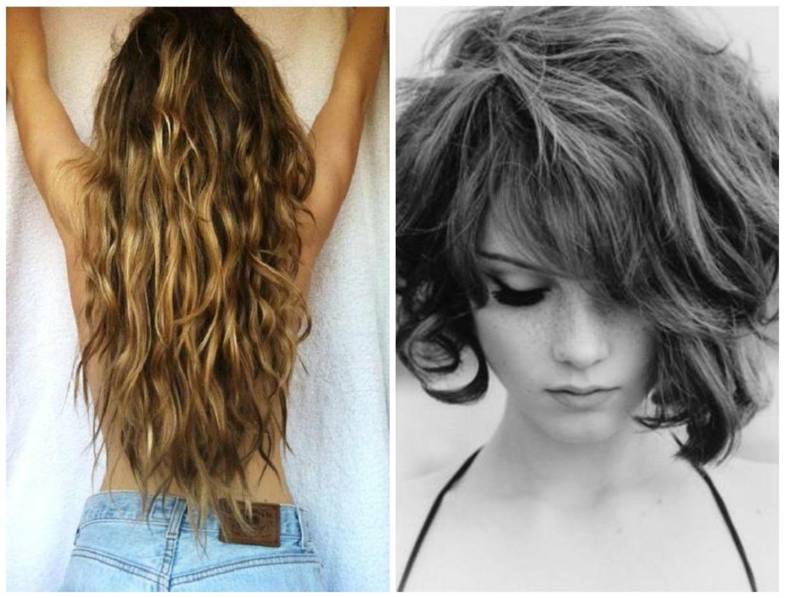Cortes de pelo con ondas naturales