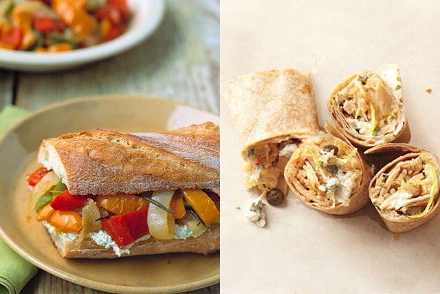 sanwiches sanos