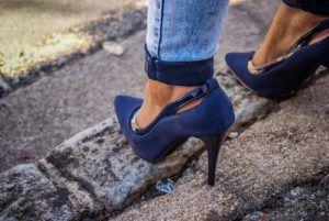 combinar zapatos ropa